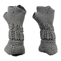 Gebreide ridderhandschoenen voor kinderen