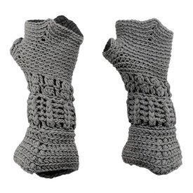 Dziane rękawice rycerskie