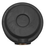 Wheel Pommel- Black