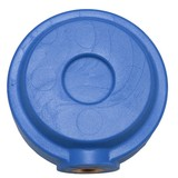 Wheel Pommel- Blue
