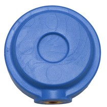Red dragon Wheel Pommel- Blue