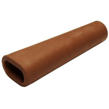 mango de plástico de color marrón eenhander
