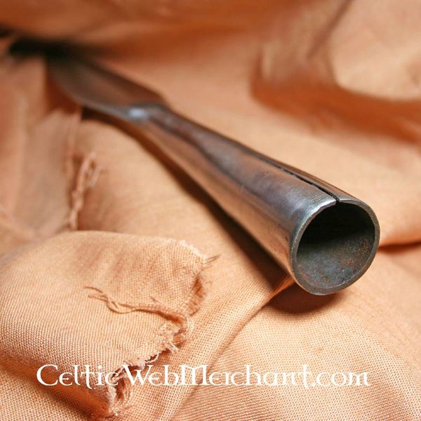 Fer de lance, début du Moyen-age, 28.5cm