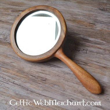 Hand-mirror Yggdrasil