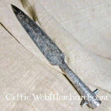 Testa di lancia medievale primeva Dublino