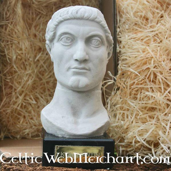 Busto imperatore Costantino il Grande