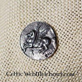 Atheense Drachme met pegasus