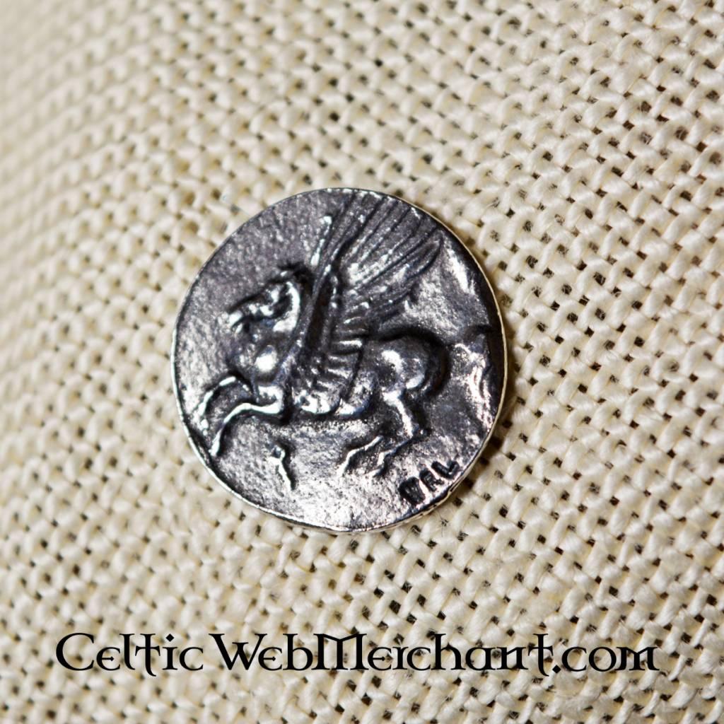 Atheense drachme met pegasus - Outs idee open voor levende ...