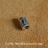 Traditional Celtic beardbead bronze