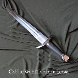 Kort sværd med runde fæsteknap
