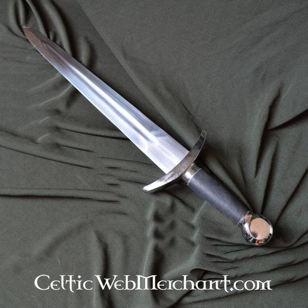 Kort zwaard met ronde pommel