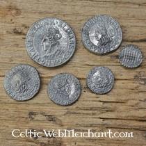17-århundrede doublet med knapper