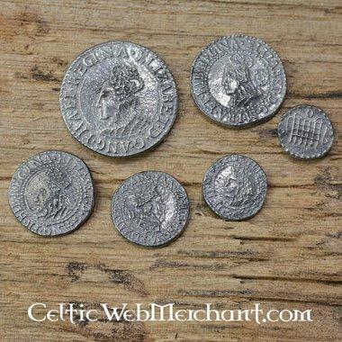 MUNTENSET Elizabeth I d'Angleterre