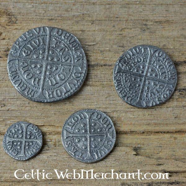 Coin set Richard III Edward IV