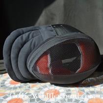 Red dragon Messer Kling negro, formación Messer