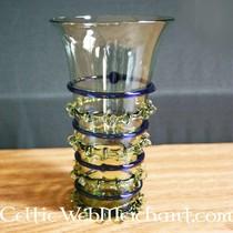 Gotisch glas 13de-14de eeuws