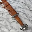 Epée Viking Godfred, prête au combat