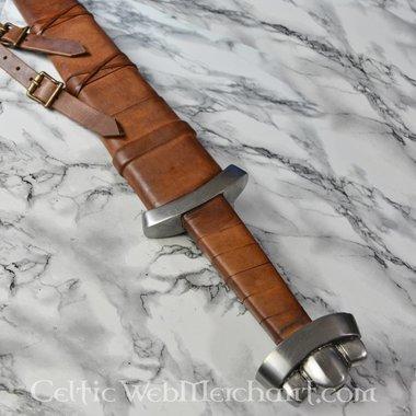 Viking sword Godfred, battle-ready
