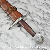 Epée, Sir William Marshall, prête au combat