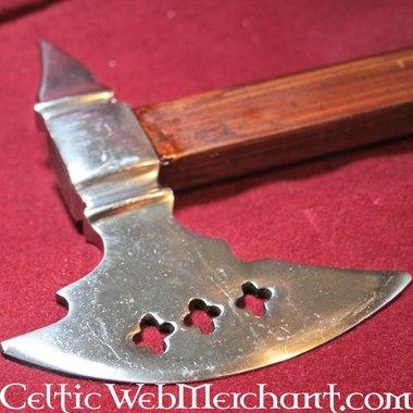 Hache de combat, 15ème siècle