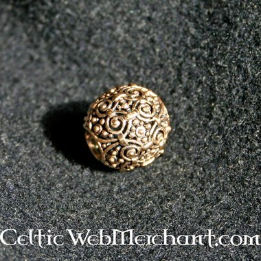 Bronze decorative bead