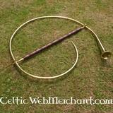 Cornu (corno tradizionale romano)