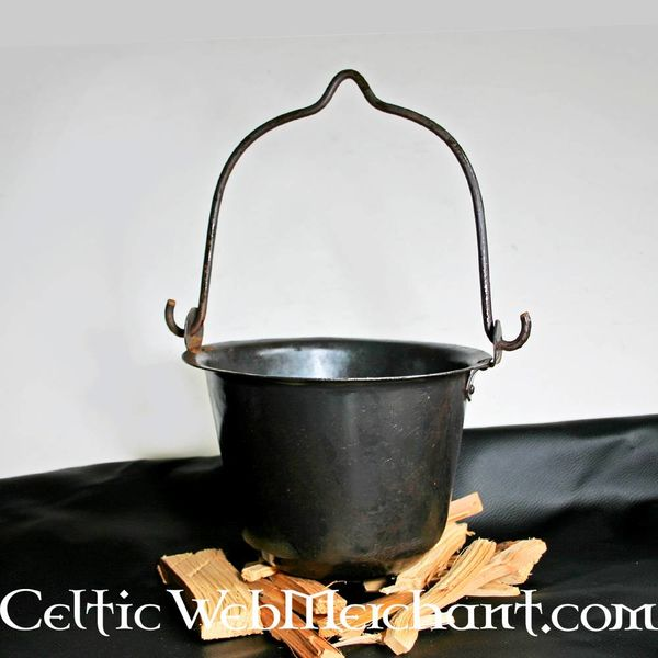 Ulfberth Medieval cooking pan