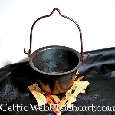 Medieval cooking pan