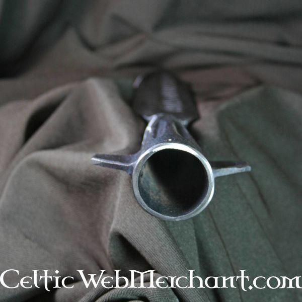 Punta de lanza Irlandesa con alas