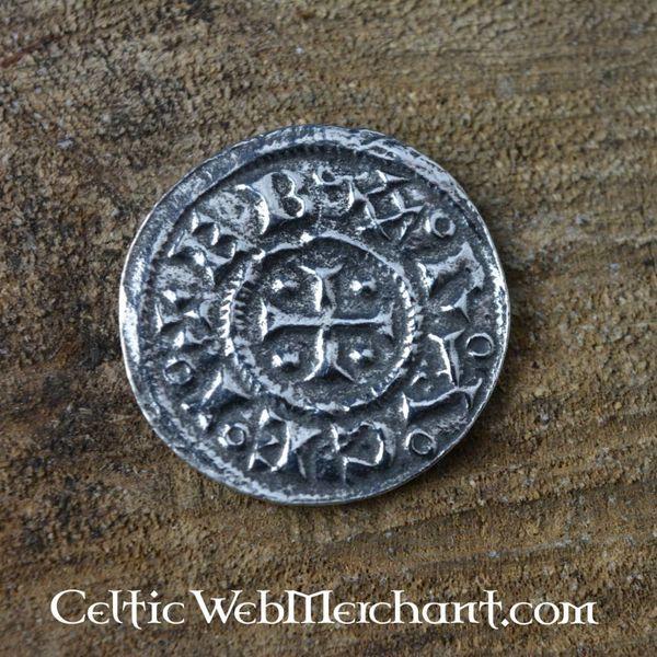 Viking coin Jorvik silver penny