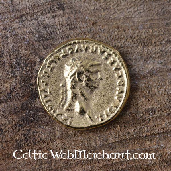 Roman aureus Claudius