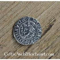 13 århundrede cup med ansigt