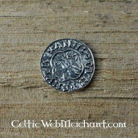 Viking mønt Knut konge af Danelag