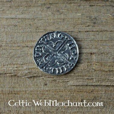 Vichingo Coin Knut re del Danelaw