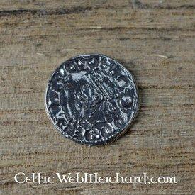 valuta AlngloSaksische Aroldo II d'Inghilterra