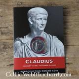 Roman denarius pack Claudius