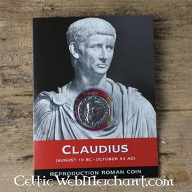 package denarius romain Claudius