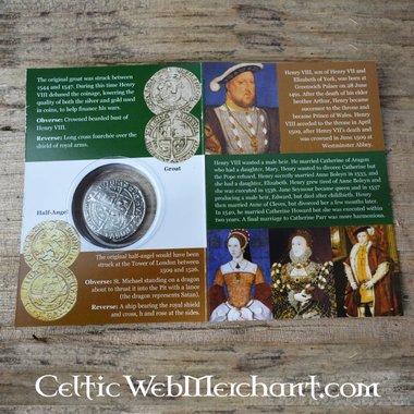 pacchetto di Enrico VIII Groat
