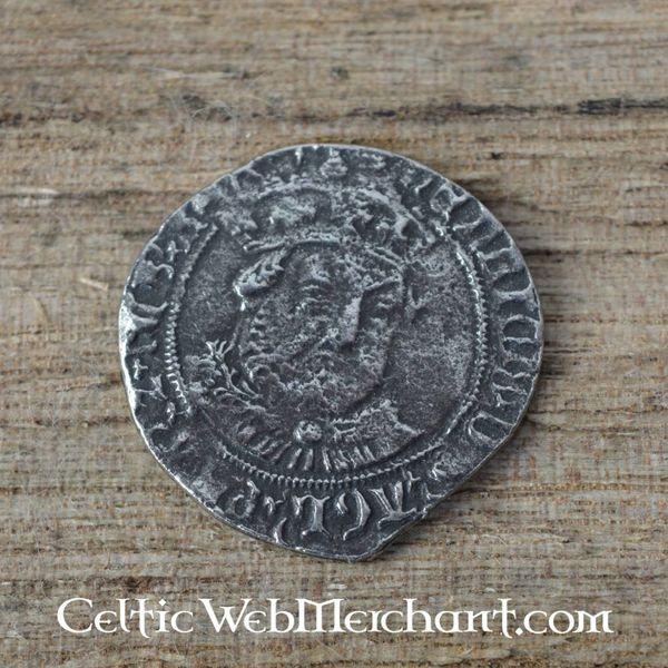 Henry VIII pack Groat