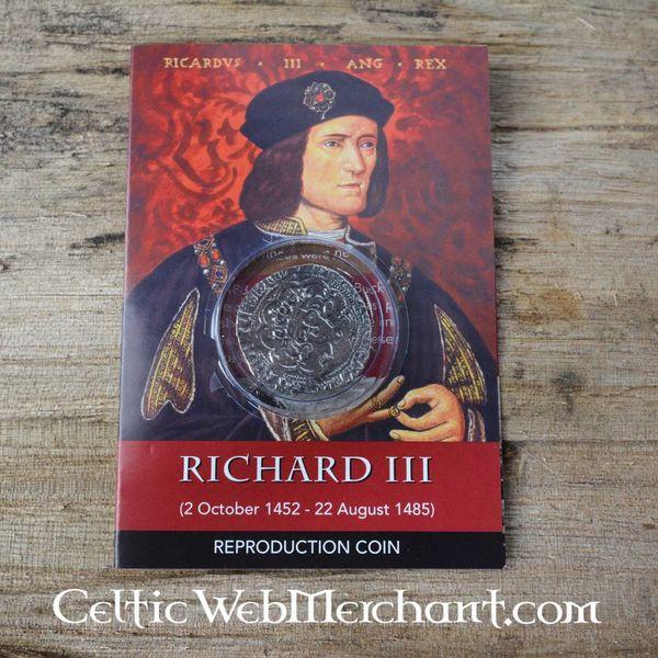 Richard III muntpakket