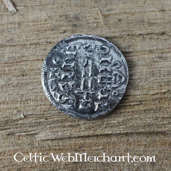 Viking coin St Peter