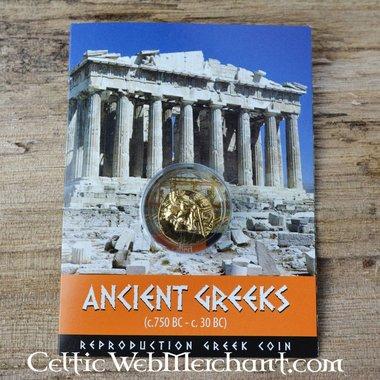 Athena Greek Stater