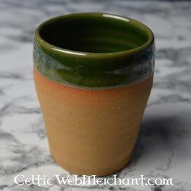 Taza del siglo 16 (greenware)