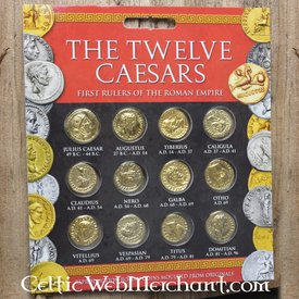 Roman coin set Aureus