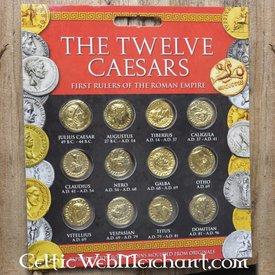 Romersk coin set Aureus