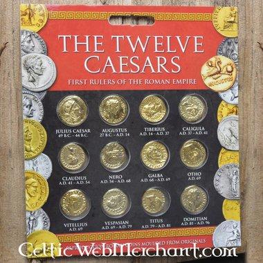 Romeinse munt set Aureus