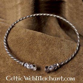 Viking drejningsmoment med dragehoveder