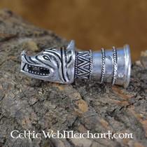 Lord of Battles Prehistorische drinkhoorn met cup marks