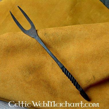Fourchette médiéval,e en fer