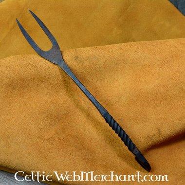 Middeleeuwse ijzeren vork